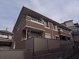 兵庫県神戸市西区伊川谷町別府の賃貸アパートの外観