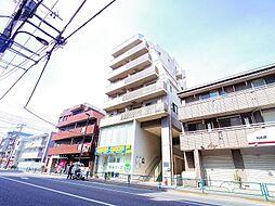 東京都練馬区石神井町4丁目の賃貸マンションの外観
