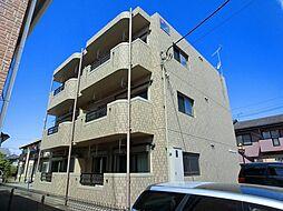 石井町1LDKマンション[1階]の外観
