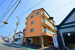 兵庫県相生市陸本町の賃貸マンションの外観