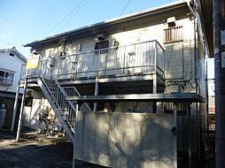 兵庫県姫路市坊主町の賃貸アパートの外観
