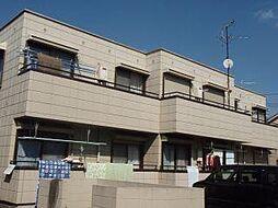 グリーンヒルズ南大泉B棟[1階]の外観