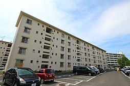 兵庫県神戸市垂水区神陵台6丁目の賃貸マンションの外観