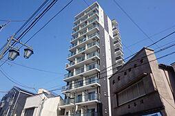 フェルクルールプレスト堀切菖蒲園[10階]の外観