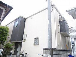 YKハウス[1階]の外観