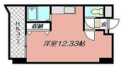 第IIIコーポあけみ[302号室]の間取り