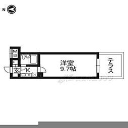 京都市営烏丸線 丸太町駅 徒歩14分