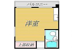 第5富喜マンション[2階]の間取り