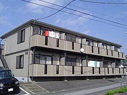 カーサユーカリB[2階]の外観