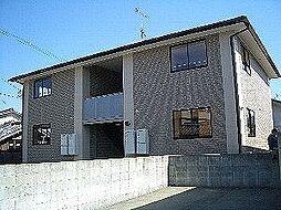 福岡県糟屋郡志免町別府西2丁目の賃貸アパートの外観