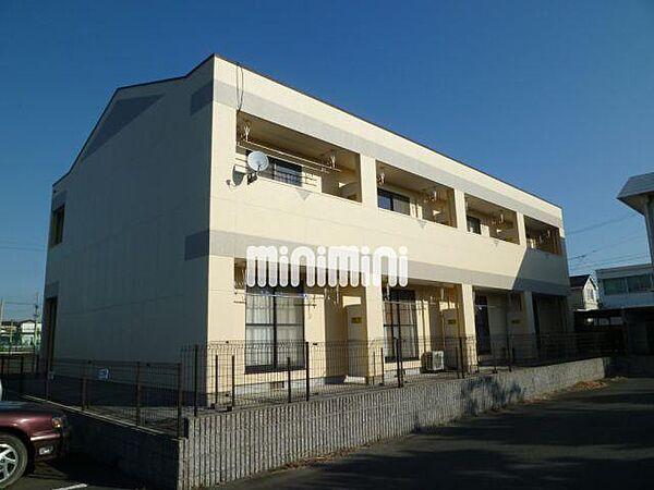 コーポミルキーウェイ 2階の賃貸【愛知県 / 豊橋市】