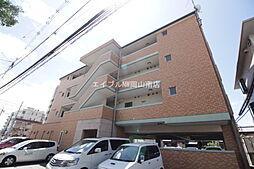 岡山県岡山市北区今1丁目の賃貸マンションの外観