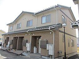 ファイン田島A棟[Aー5号室]の外観