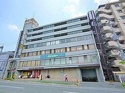 奈良県奈良市大宮町7丁目の賃貸マンションの外観