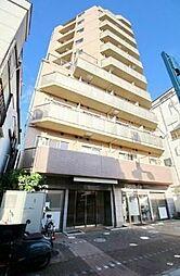 東京都品川区戸越1丁目の賃貸マンションの外観