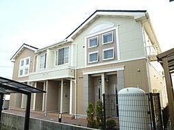 静岡県磐田市今之浦3丁目の賃貸アパートの外観