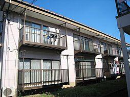 デリエール横須賀A棟[203号室]の外観