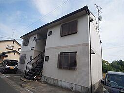 セジュールASUKA[2階]の外観