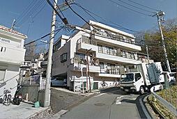 東京都八王子市暁町3丁目の賃貸マンションの外観