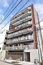大阪府大阪市西成区北開1丁目の賃貸マンションの外観