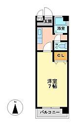 プリマベーラ[4階]の間取り