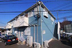 メゾン駒木[203号室]の外観
