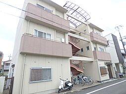 京都府京都市下京区西七条北東野町の賃貸マンションの外観