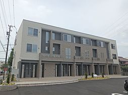 愛知県碧南市伏見町4丁目の賃貸アパートの外観