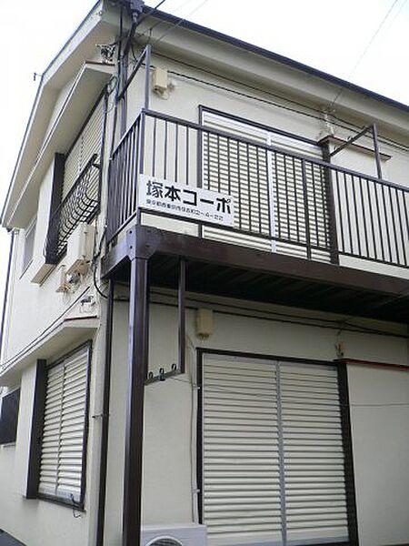 塚本コーポ 2階の賃貸【東京都 / 西東京市】