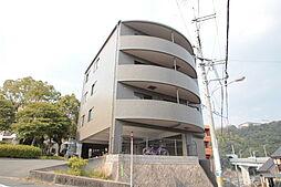 ベルハイム弐番館[3階]の外観