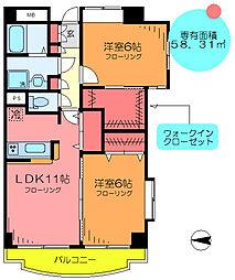 青井駅 11.0万円