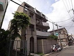 兵庫県神戸市垂水区坂上3丁目の賃貸マンションの外観