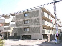 京都府京田辺市草内上り立の賃貸マンションの外観