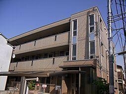 東京都墨田区京島2丁目の賃貸アパートの外観