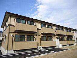 山口県下関市伊倉新町5丁目の賃貸アパートの外観