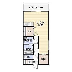 GRAND・FIORE[2階]の間取り