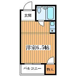 エステートプラザ塚本[7階]の間取り