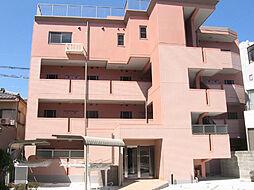 カーサV[3階]の外観