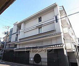 京都府京都市中京区小川通二条上る古城町の賃貸マンションの外観