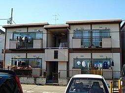 櫻シティB棟[2階]の外観