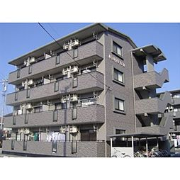 静岡県浜松市中区和合北1丁目の賃貸マンションの外観