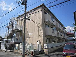 埼玉県川口市芝塚原2丁目の賃貸マンションの外観