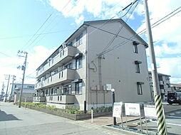 新潟県新潟市東区牡丹山6丁目の賃貸アパートの外観
