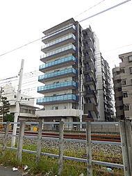 神奈川県藤沢市片瀬海岸2丁目の賃貸マンションの外観