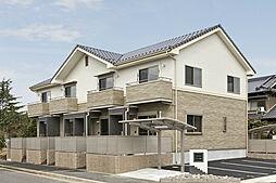 [テラスハウス] 愛知県名古屋市名東区豊が丘 の賃貸【/】の外観