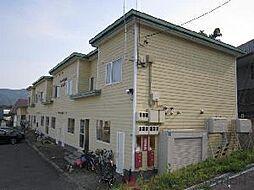 ルポール富岡壱番館[1階]の外観