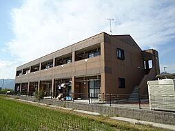 サンビレッジ翔[1階]の外観
