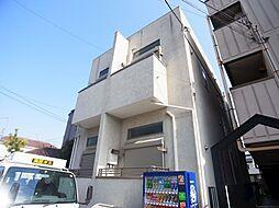 アパートメントKASAIII[203号室]の外観