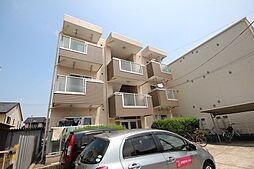 愛知県名古屋市中川区荒江町の賃貸マンションの外観