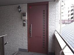 ヴィルヌーヴ[2階]の外観